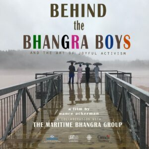 Behind the Bhangra Boys Poster