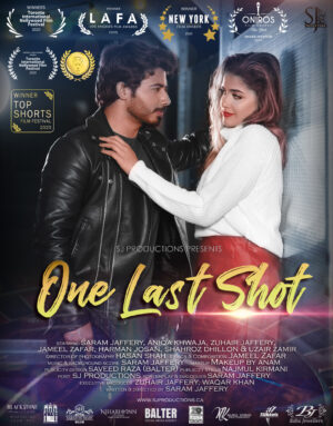 one last shot poster